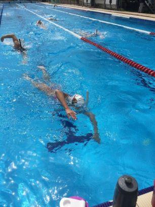 Вторая тренировка в бассейне – 16.00-18.00