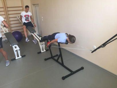 Тренировка в зале – 11.00 - 12.00